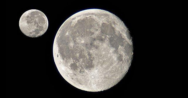 It Has Two Moons - Pics about space