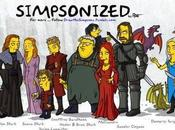 What Game Thrones Characters Were Simpsons?