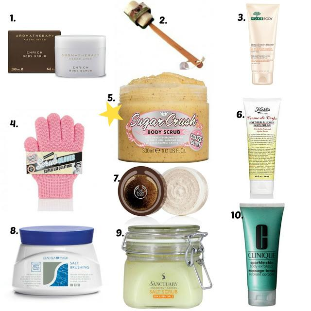Best Body Products To Get Yourself Summer Ready Paperblog
