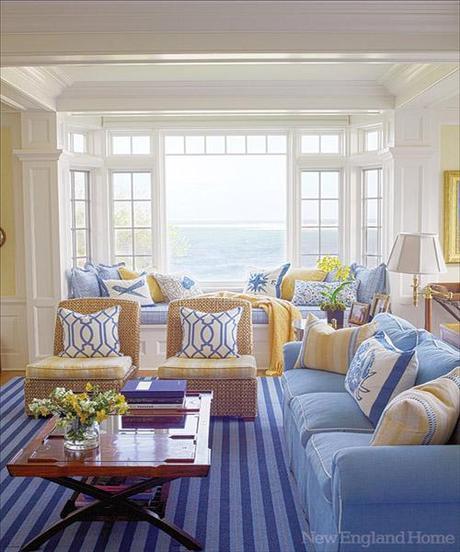 decor coastal design Coastal Design: Perfect Summer Style HomeSpirations