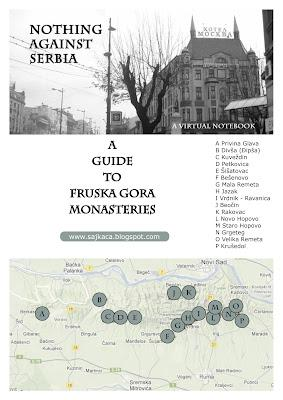 Monastery Guide to Fruska Gora