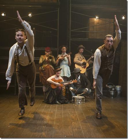 Review: Death and Harry Houdini (The House Theatre of Chicago)