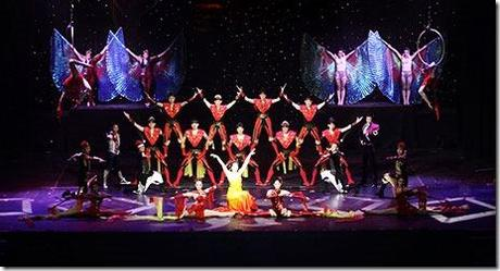 Final bows from Cirque Shanghai: Dragon's Thunder, now at Chicago's Navy Pier