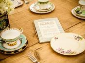 Relaxed Rustic Wedding Ideas Many Teacups