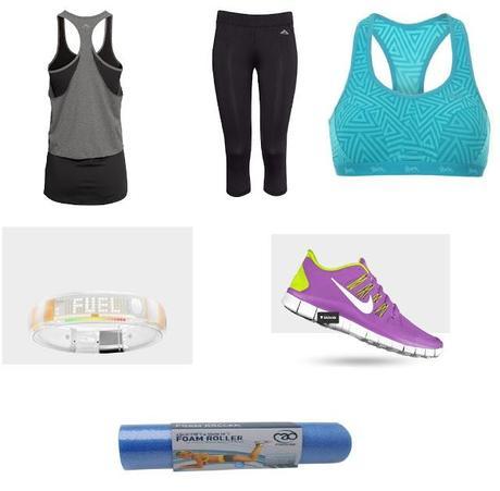 workout clothes wishlist!