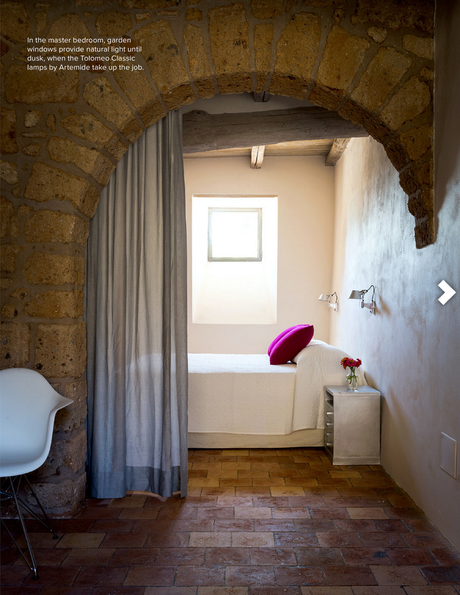 You must see this amazing Italian home in Medieval Civita!