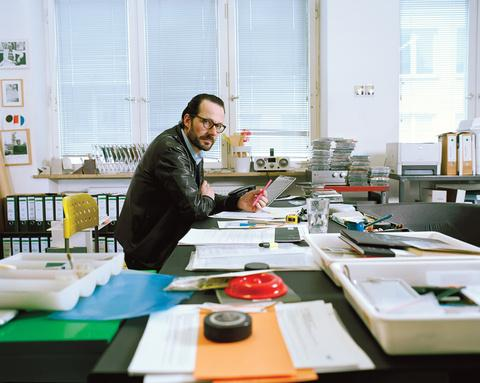 Designer we love konstantin grcic paperblog for Industrial design studio