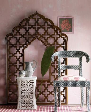 More interior inspiration from india paperblog for Indian interior design inspiration