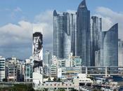 Asia's Tallest Mural Hendrik Beikirch