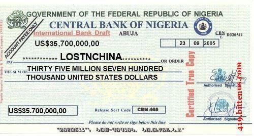 Nigerian Bank Scam 2 0 Part 1 Paperblog