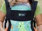 Baby Wearing with Boba