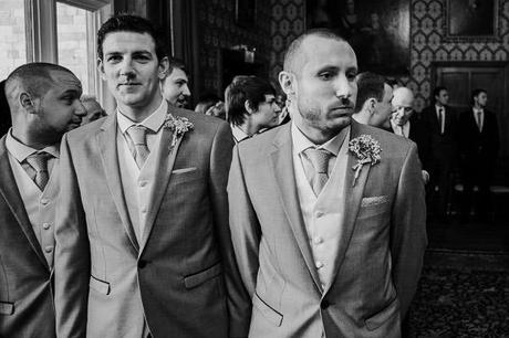 Vintage wedding at Hodsock Priory by Tierney Photography (20)