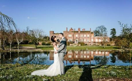 Vintage wedding at Hodsock Priory by Tierney Photography (3)