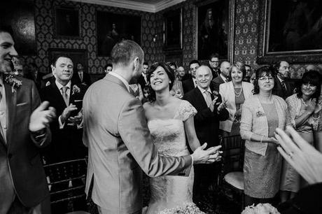 Vintage wedding at Hodsock Priory by Tierney Photography (22)