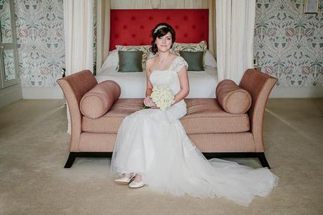 Vintage wedding at Hodsock Priory by Tierney Photography (16)