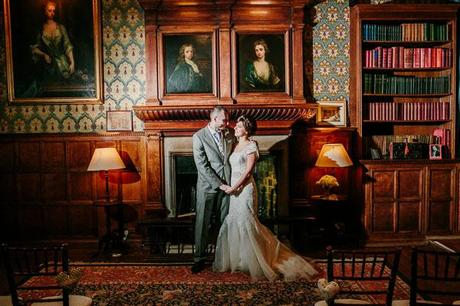 Vintage wedding at Hodsock Priory by Tierney Photography (7)