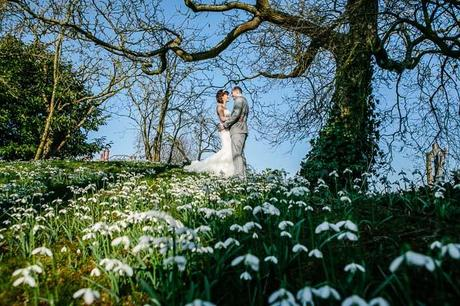 Vintage wedding at Hodsock Priory by Tierney Photography (27)