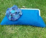 Harris Tweed Clutch Bags
