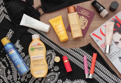 Beach Holiday Beauty Essentials