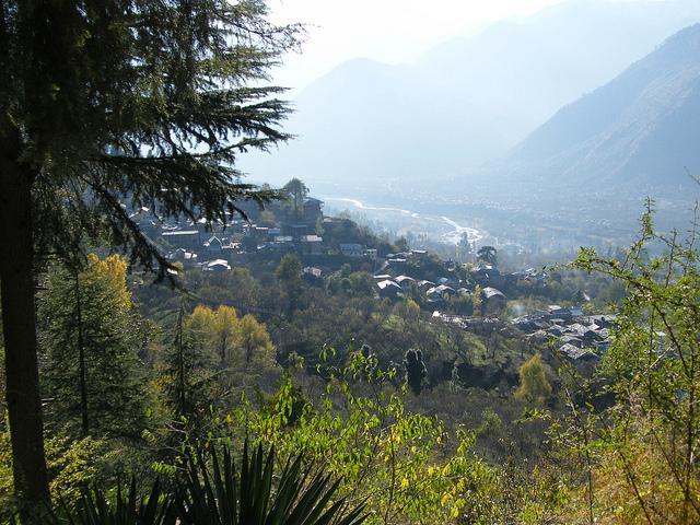 Top 10 rural tourism sites of india
