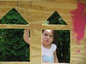 Playhouse: Princesses Build Castle Too!