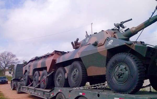 Tanks move in around Earths most threatened tribe
