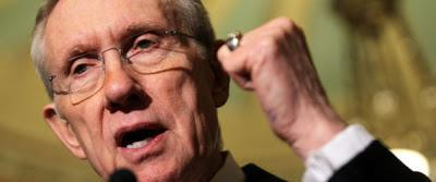 Reid Stands Firm And GOP Backs Down