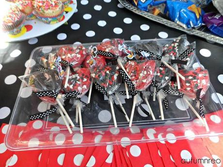 HOTDOG! Mega Mickey Mouse Birthday Party Plan
