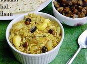 Sundakkai (Sunda) Vathal Sadham Dried Turkey Berry Rice Lunch Recipe