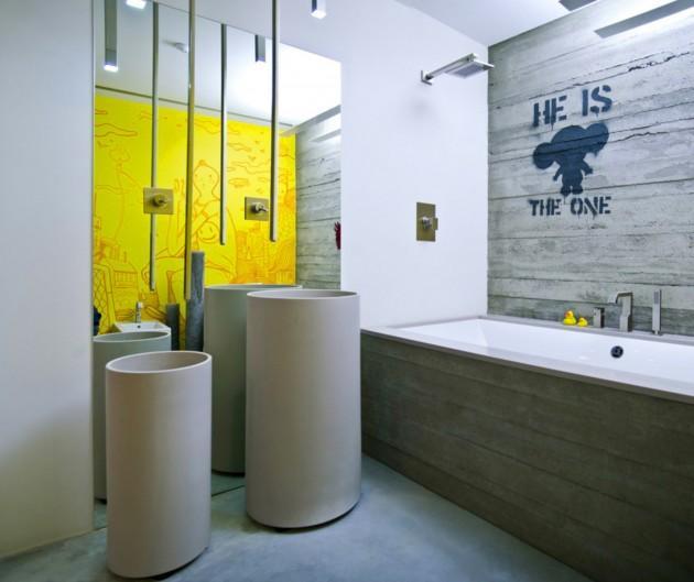 Found Online 30 Great Bathroom Designs