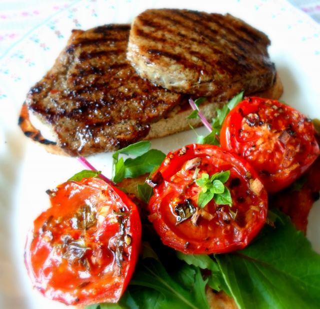 Grilled Steak Sandwich - Paperblog