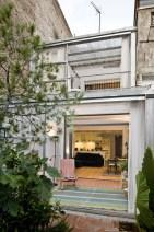 Reforma Casa Patio en Sants by Jordi Adell
