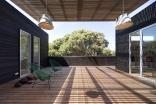 The Blairgowrie House by Wolveridge Architects