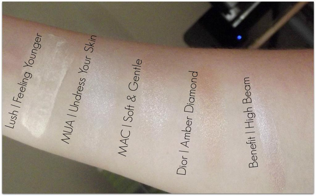 Top 5 Highlighters For Summer Paperblog
