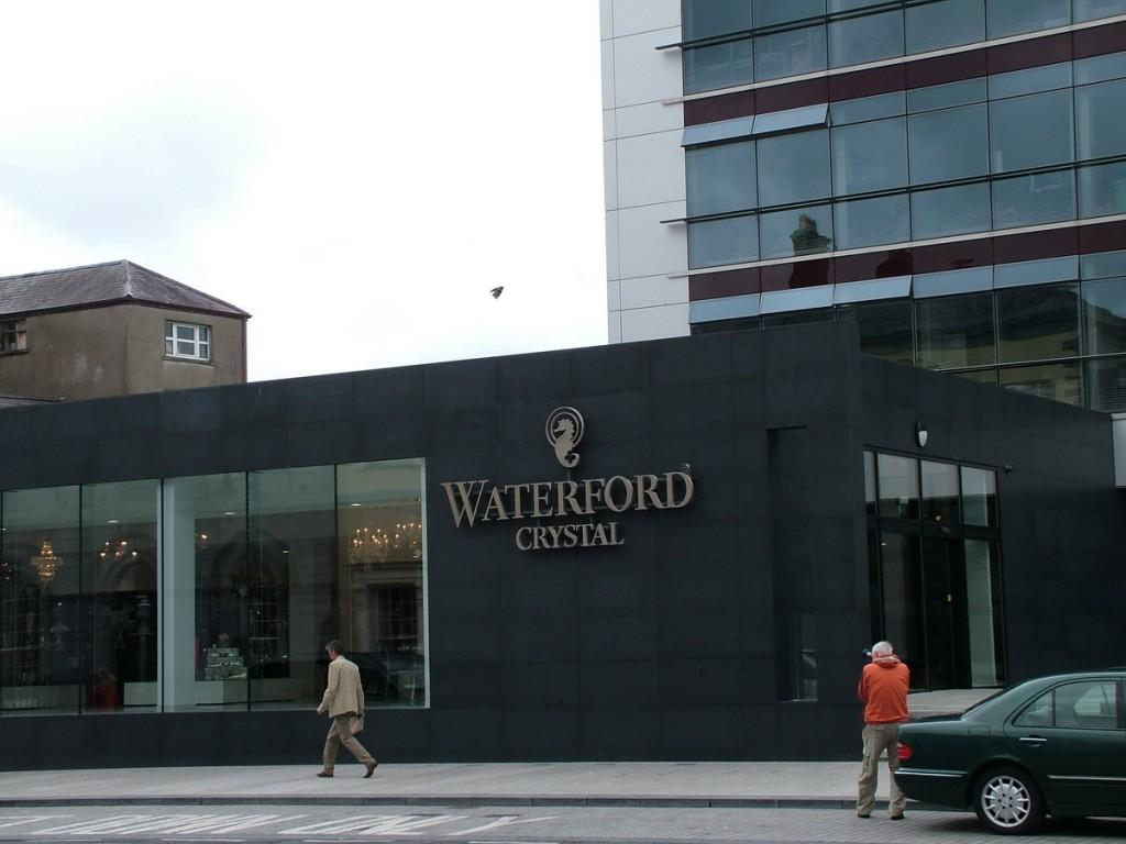 house of waterford crystal - waterford - ireland