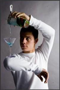 cocktail artist bartender