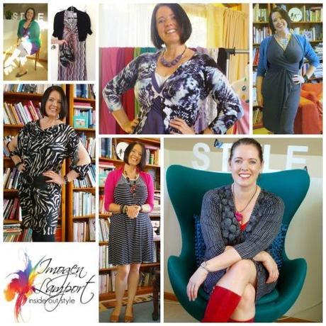 Grab my favorite Verily Split Cowl Dress (middle left) on sale now!)