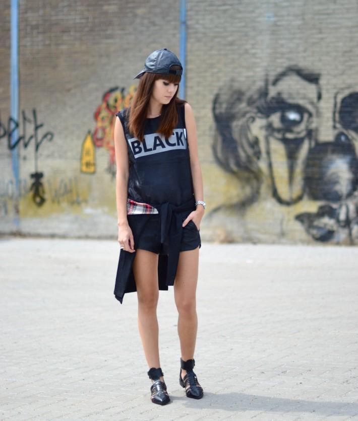 Outfit | Summer Grunge - Paperblog