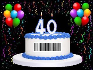 Barcode birthday