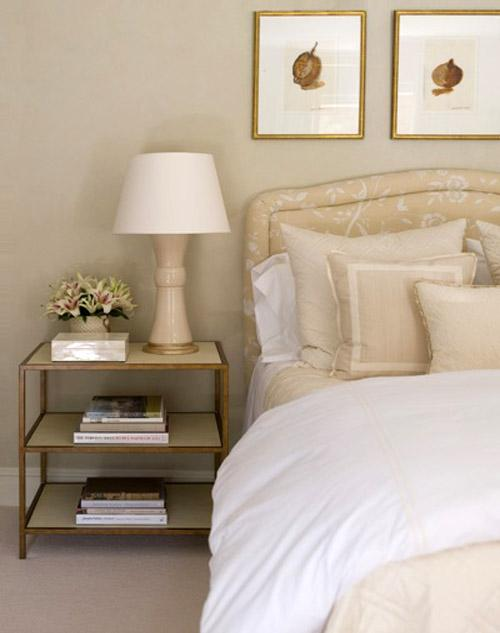 Wake Up To A Beautifully Styled Bedside Table Paperblog