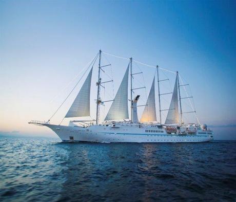 Windstar Ship