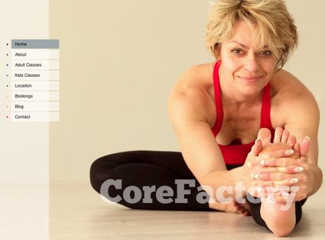 Core Factory - Yoga and Pilates www.corefactory.com.au www.facebook.com/TheCoreFactory twitter.com/CoreFactoryYoga