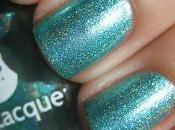 Mint Mani Talia Joy: Lilypad Lacquer Aquadisiac