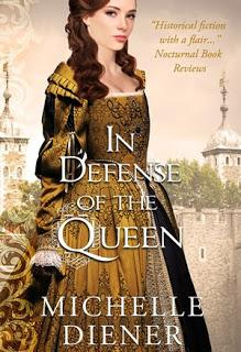 Review:  In Defense of the Queen by Michelle Diener