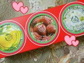 Body Shop Fruit Floral Butter Trio: Review Swatches