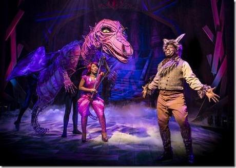 Review: Shrek the Musical (Chicago Shakespeare Theater)