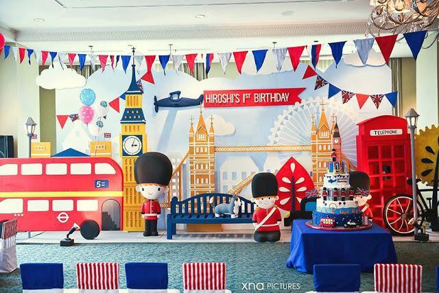 Train Themed St Birthday Cake London