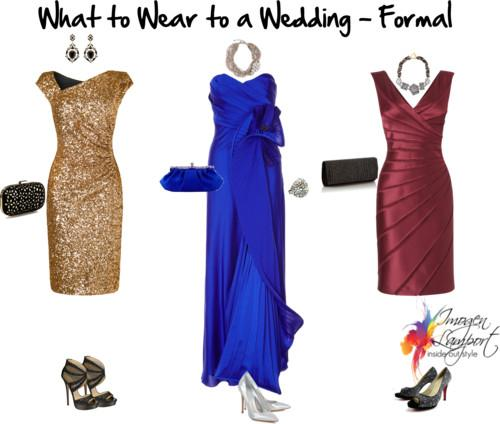 What To Wear For A Wedding: What To Wear To A Wedding