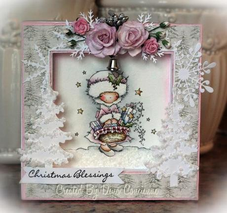 Lili of the Valley Christmas Stamps Blog Hop