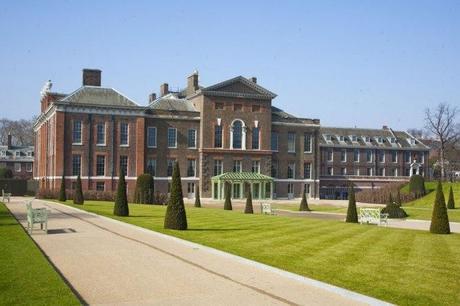 cn image.size .kensington palace 01 facade Welcoming the Royal Baby, His Royal Highness Prince TBD of Cambridge